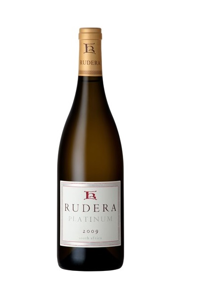 "The Rudera Platinum Chenin blanc 2009 nose shows citrus and intriguing wet wool notes. The palate is youthful but still ""tight"" and will benefit with some decanting. It shows traces of lime and lemon, but is clean and crisp. It has an almost salty sea-shell character on the creamy pallet, with a fine chalky finish and fresh acidity. The Rudera Platinum Chenin Blanc 2009 Elgin is an elegant, barrel-fermented Chenin Blanc, made in a dry, refreshing style."