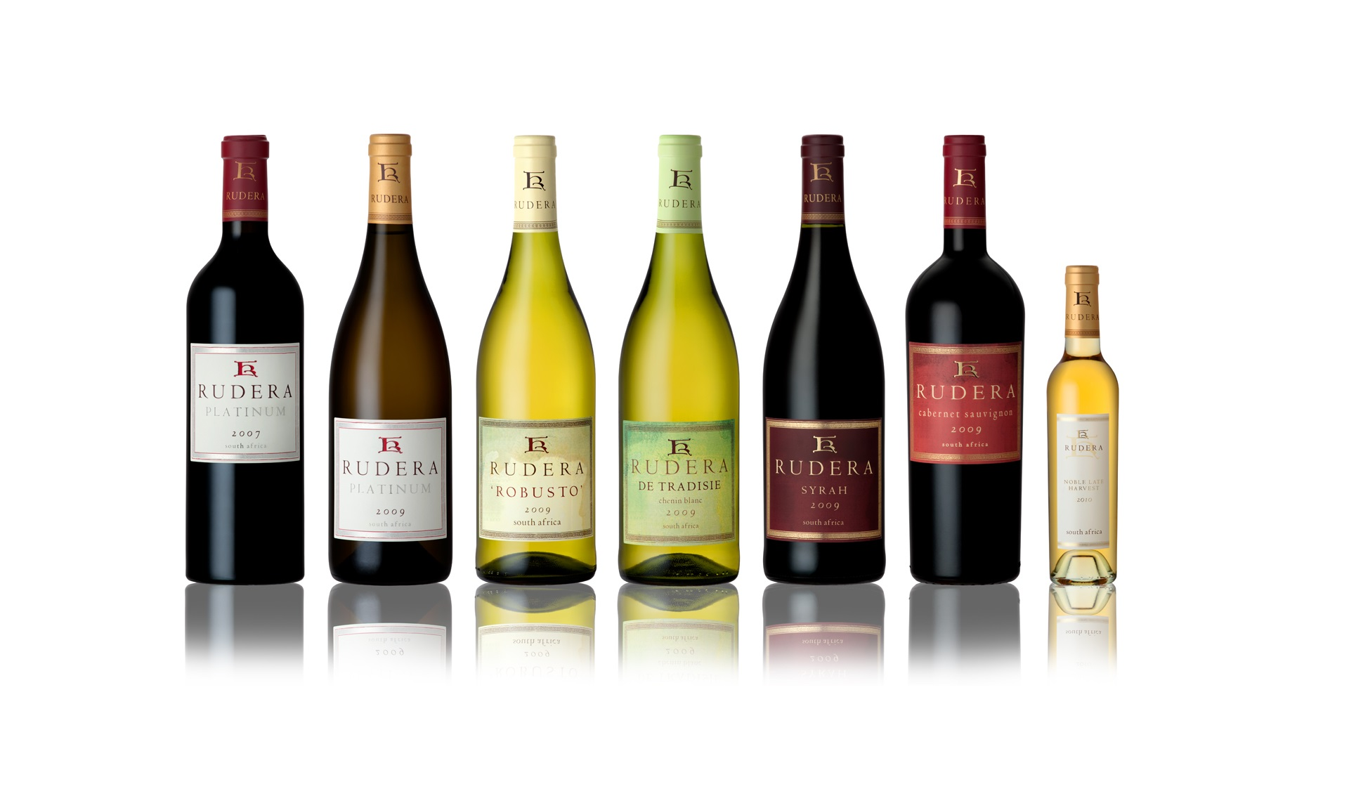 Rudera Wines - A wine for every season