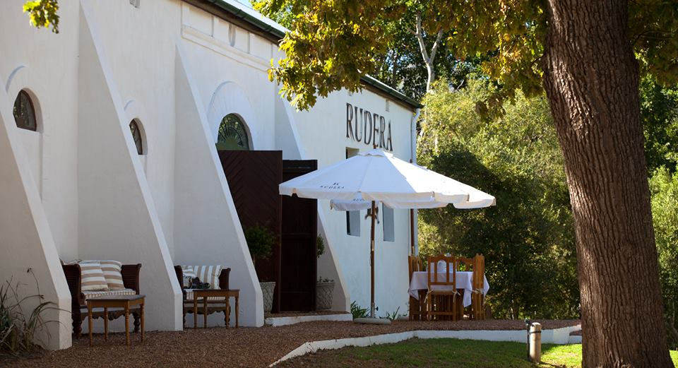 Rudera Wines sports a new home in the Jonkershoek Valley, Stellenbosch South Africa