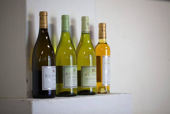 wine.co.za talks to Riana Hall from Rudera Wines about their award-winning Robusto Chenin Blanc